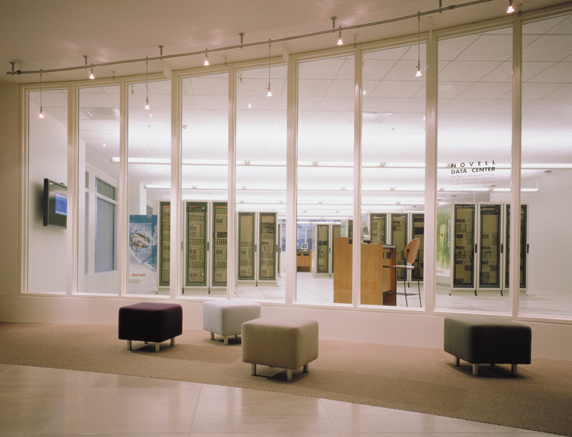 Main Lobby Product and Technology Display Room